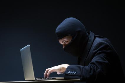 bandido no computador